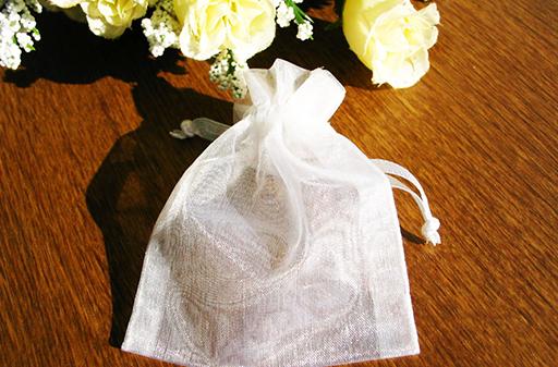 かわいい思い出の小袋