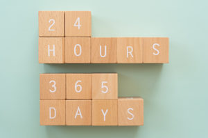 株式会社ネクスト・ライフでは24時間年中無休でご対応致します